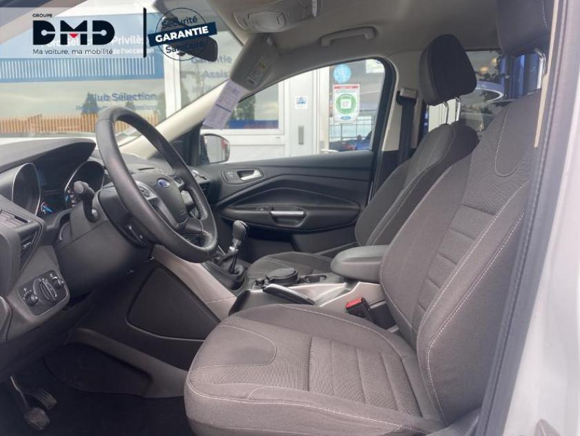 Ford Kuga 2.0 Tdci 115ch Fap Trend - Visuel #9