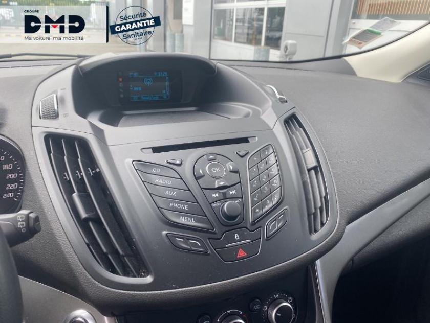 Ford Kuga 2.0 Tdci 115ch Fap Trend - Visuel #6