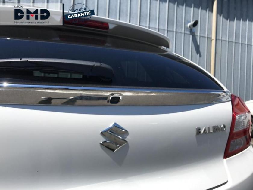 Suzuki Baleno 1.0 Boosterjet 111ch Pack Auto Euro6d-t - Visuel #15