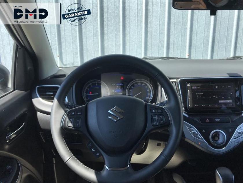 Suzuki Baleno 1.0 Boosterjet 111ch Pack Auto Euro6d-t - Visuel #7