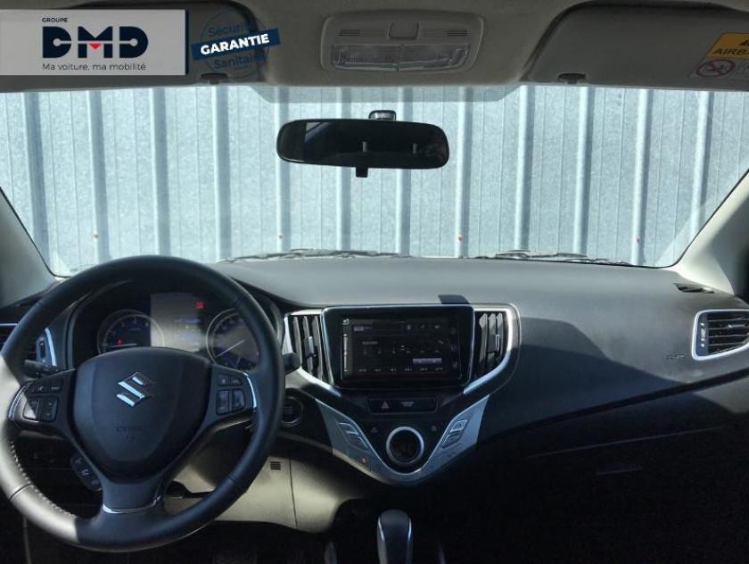 Suzuki Baleno 1.0 Boosterjet 111ch Pack Auto Euro6d-t - Visuel #5