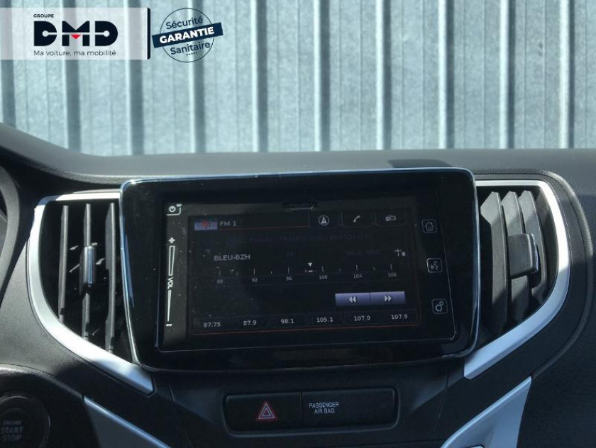 Suzuki Baleno 1.0 Boosterjet 111ch Pack Auto Euro6d-t - Visuel #6