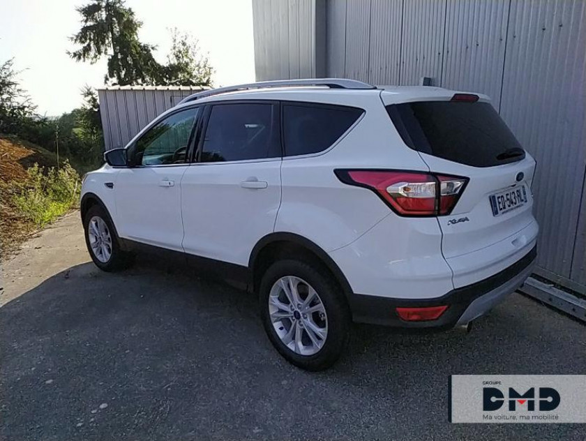 Ford Kuga 1.5 Ecoboost 120ch Stop&start Titanium 4x2 1.5 Ecoboost 120ch Stop&start Titanium 4x2 - Visuel #3