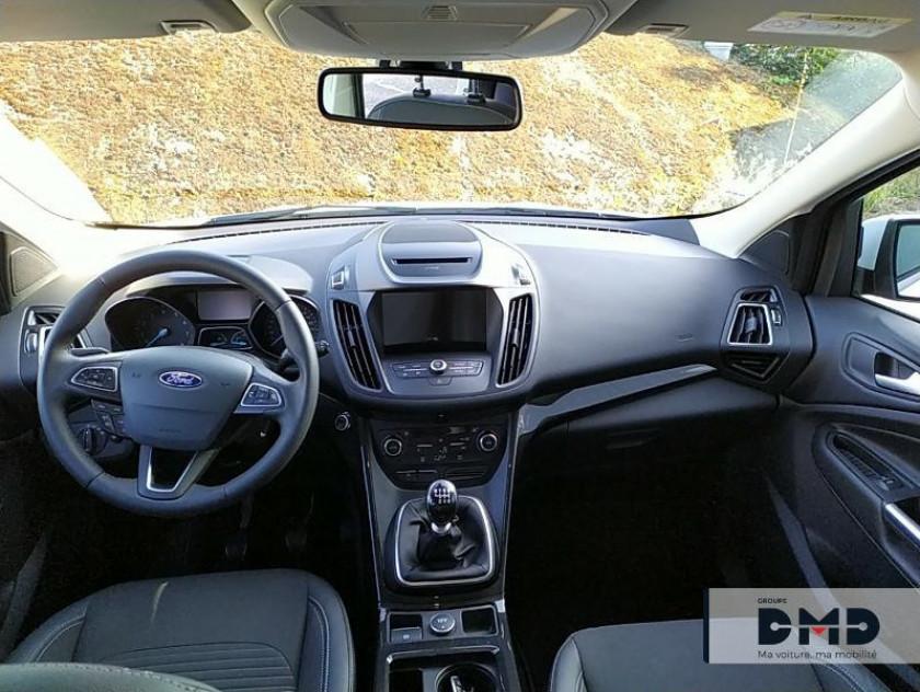 Ford Kuga 1.5 Ecoboost 120ch Stop&start Titanium 4x2 1.5 Ecoboost 120ch Stop&start Titanium 4x2 - Visuel #5