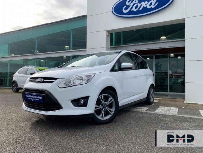 Ford C-max 1.0 Scti 100ch Ecoboost Stop&start Edition - Visuel #15