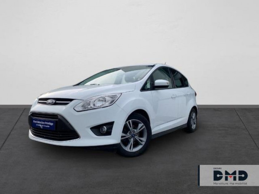 Ford C-max 1.0 Scti 100ch Ecoboost Stop&start Edition - Visuel #1