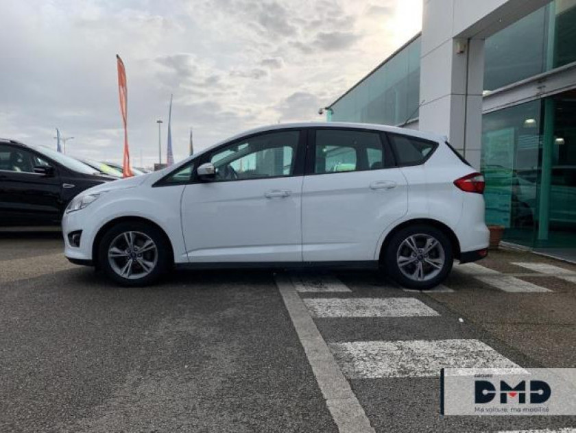 Ford C-max 1.0 Scti 100ch Ecoboost Stop&start Edition - Visuel #2