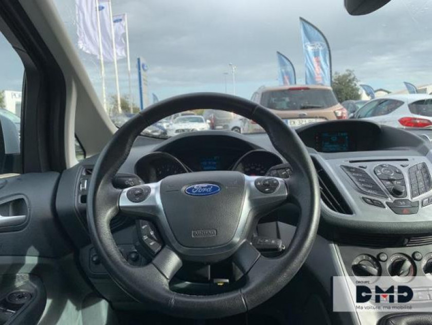Ford C-max 1.0 Scti 100ch Ecoboost Stop&start Edition - Visuel #7