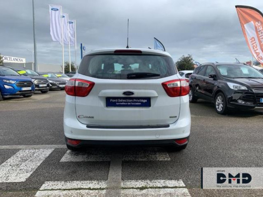 Ford C-max 1.0 Scti 100ch Ecoboost Stop&start Edition - Visuel #11