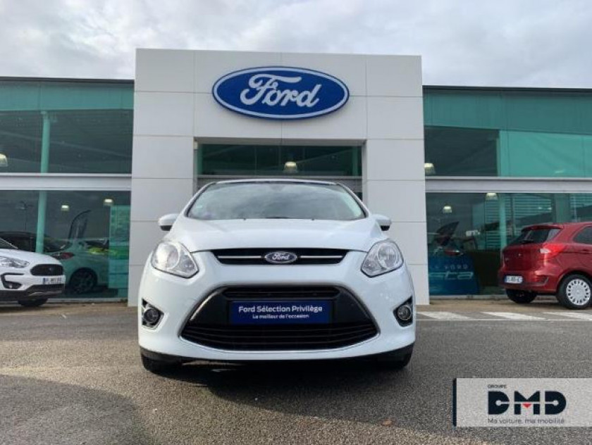 Ford C-max 1.0 Scti 100ch Ecoboost Stop&start Edition - Visuel #4