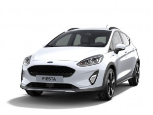 Ford Fiesta Active 1.0 Ecoboost 100 S&s Bvm6 Active Pack 5p