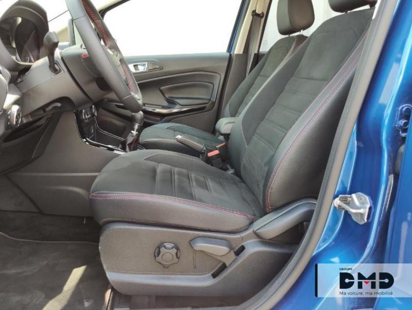 Ford Ecosport 1.0 Ecoboost 125ch St-line Euro6.2 - Visuel #9