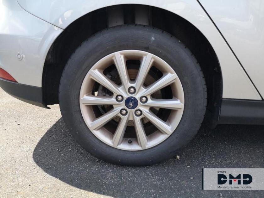 Ford Focus 1.0 Ecoboost 125ch Stop&start Titanium - Visuel #19