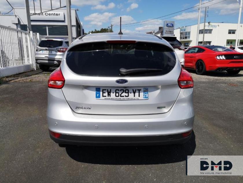 Ford Focus 1.0 Ecoboost 125ch Stop&start Titanium - Visuel #17