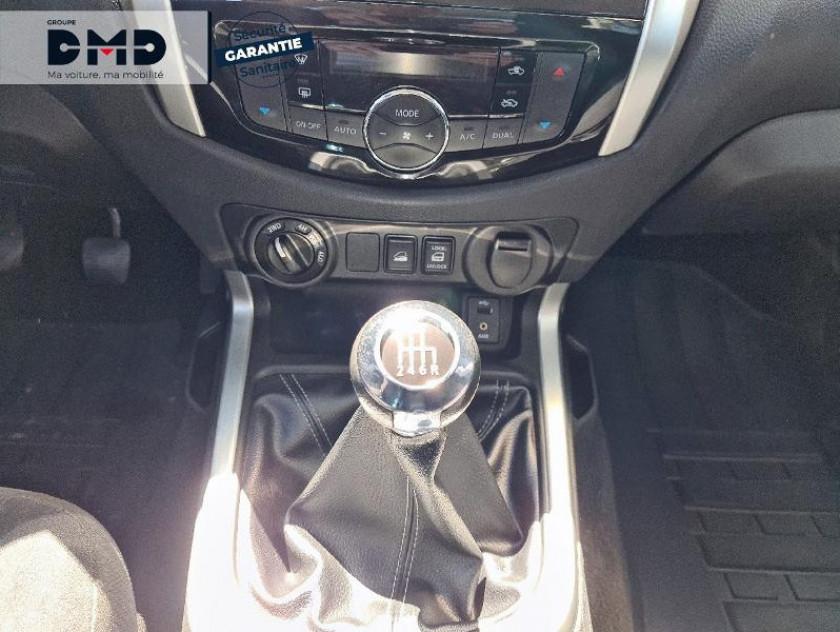 Nissan Navara 2.3 Dci 190ch Double-cab N-connecta - Visuel #8