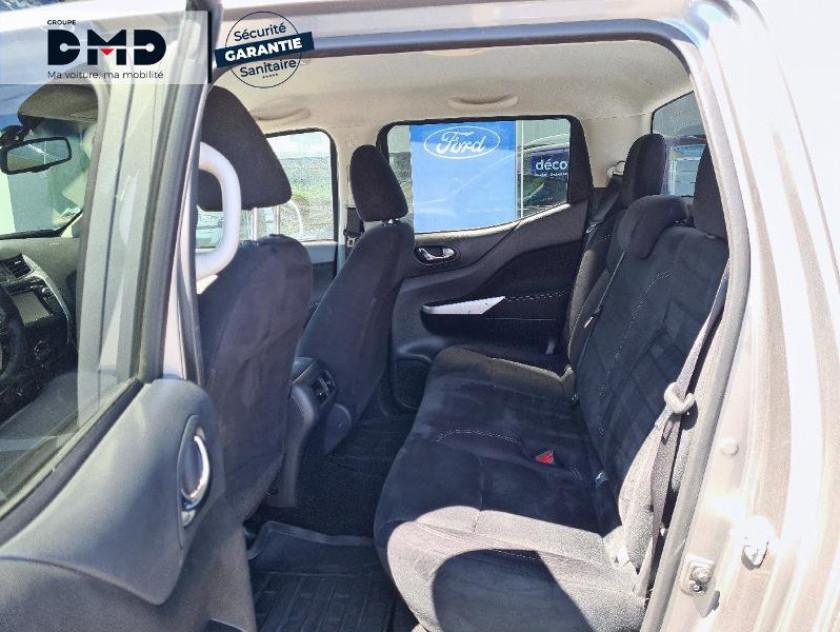 Nissan Navara 2.3 Dci 190ch Double-cab N-connecta - Visuel #10