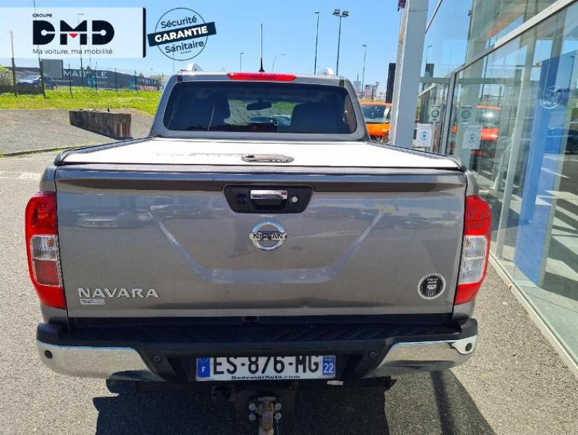 Nissan Navara 2.3 Dci 190ch Double-cab N-connecta - Visuel #12
