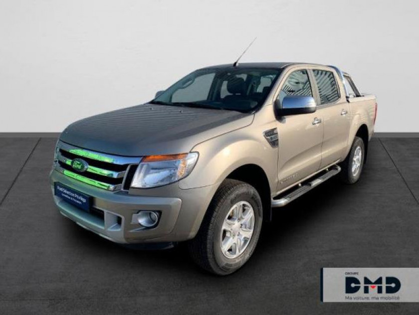 Ford Ranger 2.2 Tdci 160ch Double Cabine Limited - Visuel #1