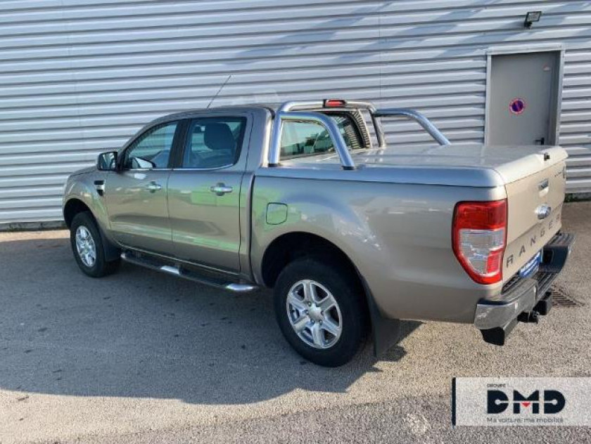 Ford Ranger 2.2 Tdci 160ch Double Cabine Limited - Visuel #3
