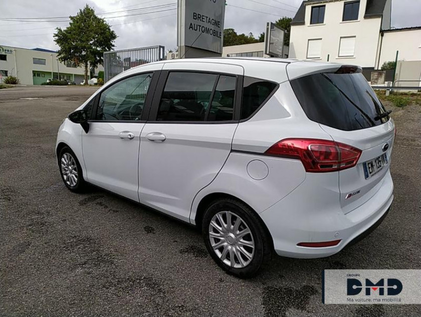 Ford B-max 1.5 Tdci 95ch Stop&start Business - Visuel #2