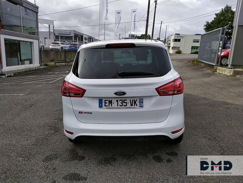 Ford B-max 1.5 Tdci 95ch Stop&start Business - Visuel #10