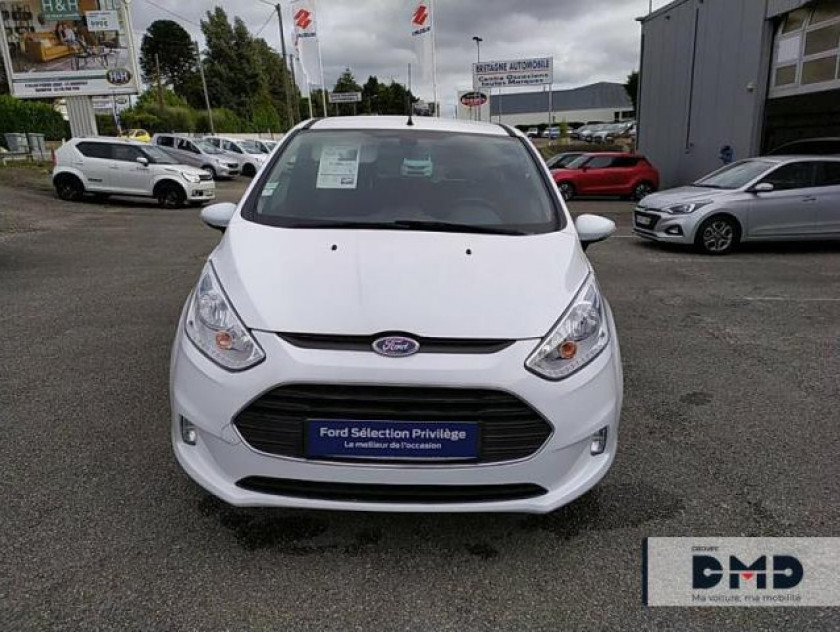 Ford B-max 1.5 Tdci 95ch Stop&start Business - Visuel #4