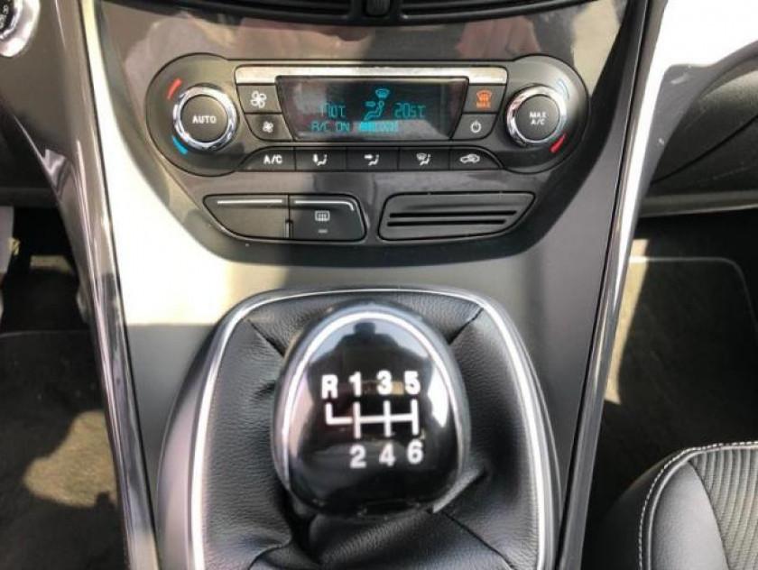 Ford Kuga 2.0 Tdci 140ch Fap Titanium - Visuel #11
