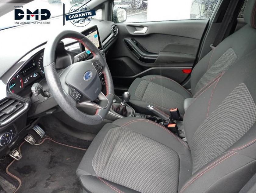 Ford Fiesta 1.0 Ecoboost 100ch Stop&start St-line 5p Euro6.2 - Visuel #9