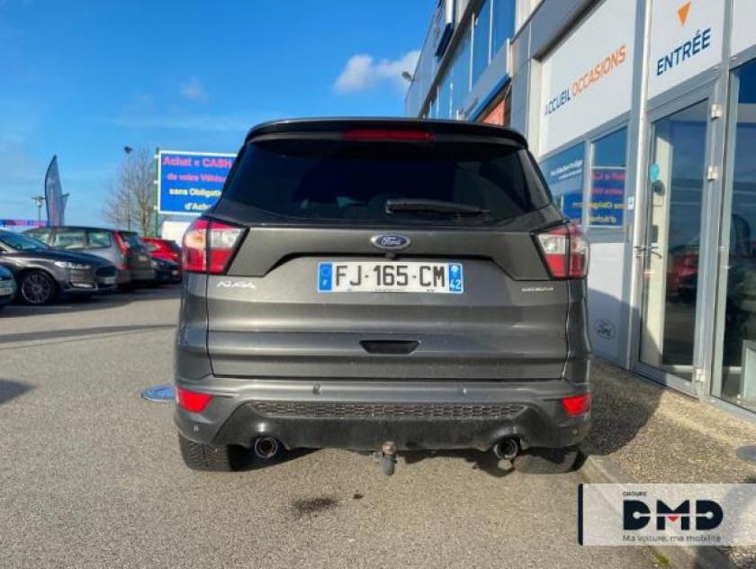 Ford Kuga 1.5 Flexifuel-e85 150ch Stop&start St-line 4x2 Bva Euro6.2 - Visuel #11
