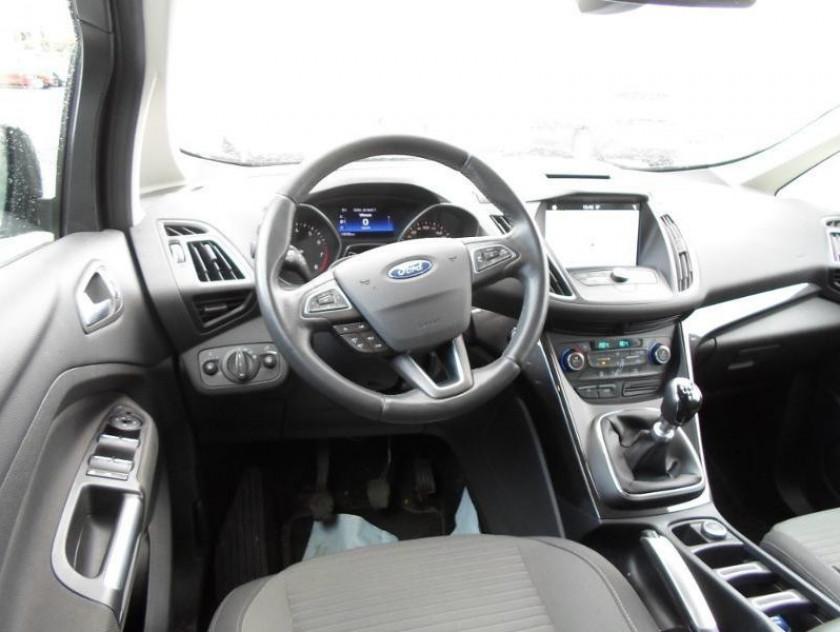 Ford C-max 1.0 Ecoboost 125ch Stop&start Titanium - Visuel #3
