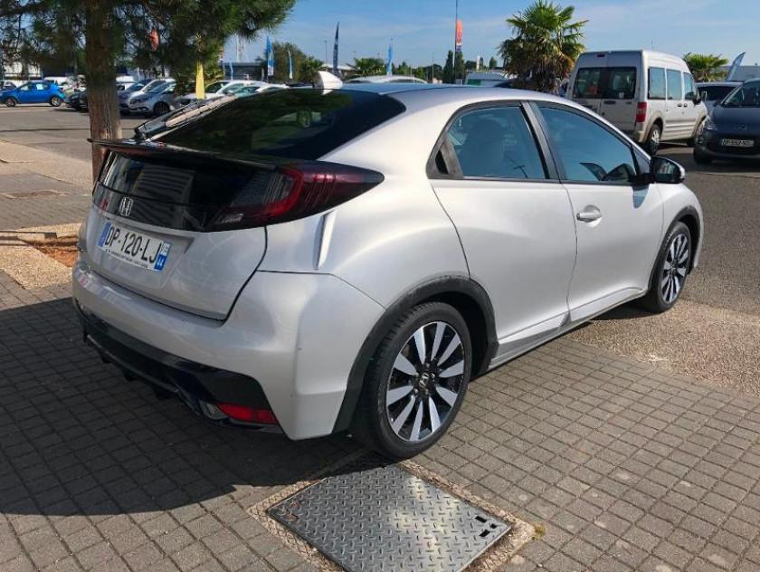 Honda Civic 1.6 I-dtec 120ch Executive - Visuel #4