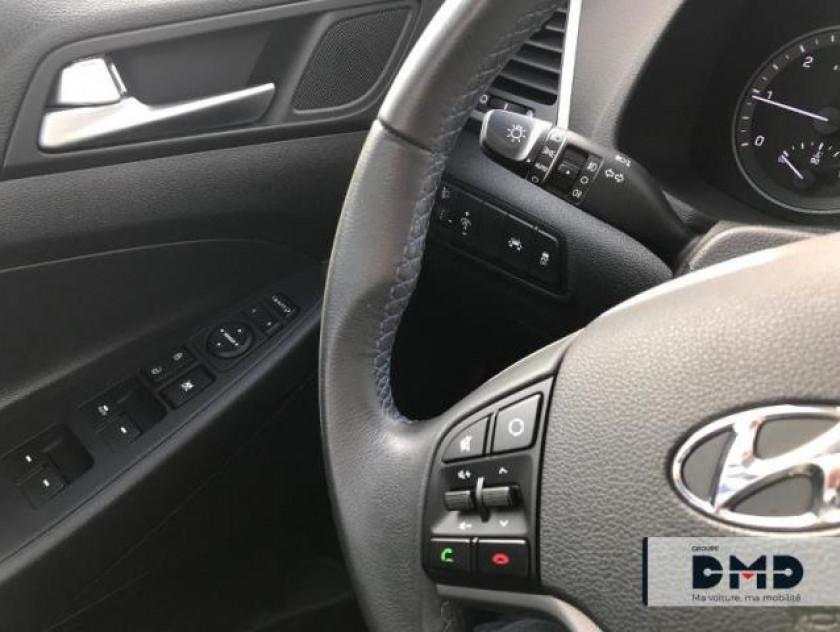 Hyundai Tucson 1.7 Crdi 115ch Business 2017 2wd - Visuel #11