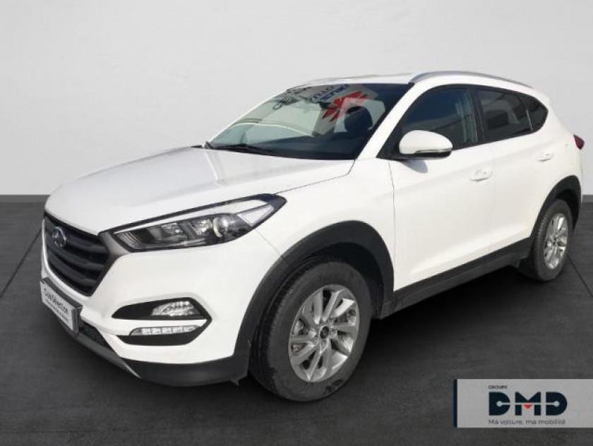 Hyundai Tucson 1.7 Crdi 115ch Business 2017 2wd - Visuel #1