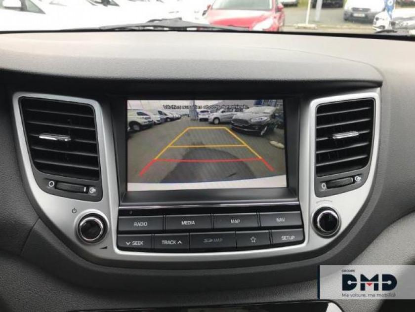 Hyundai Tucson 1.7 Crdi 115ch Business 2017 2wd - Visuel #6