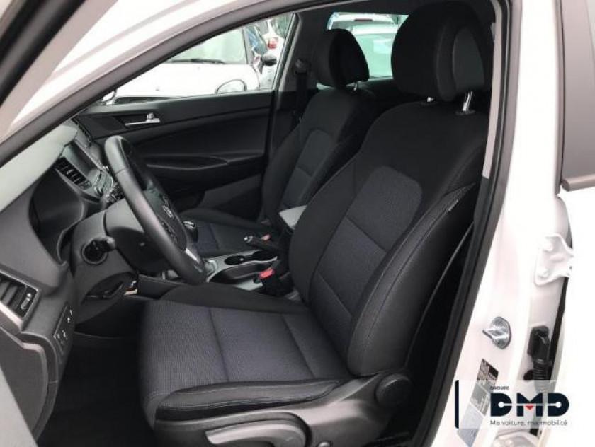 Hyundai Tucson 1.7 Crdi 115ch Business 2017 2wd - Visuel #9