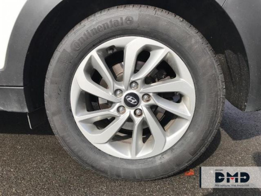 Hyundai Tucson 1.7 Crdi 115ch Business 2017 2wd - Visuel #10