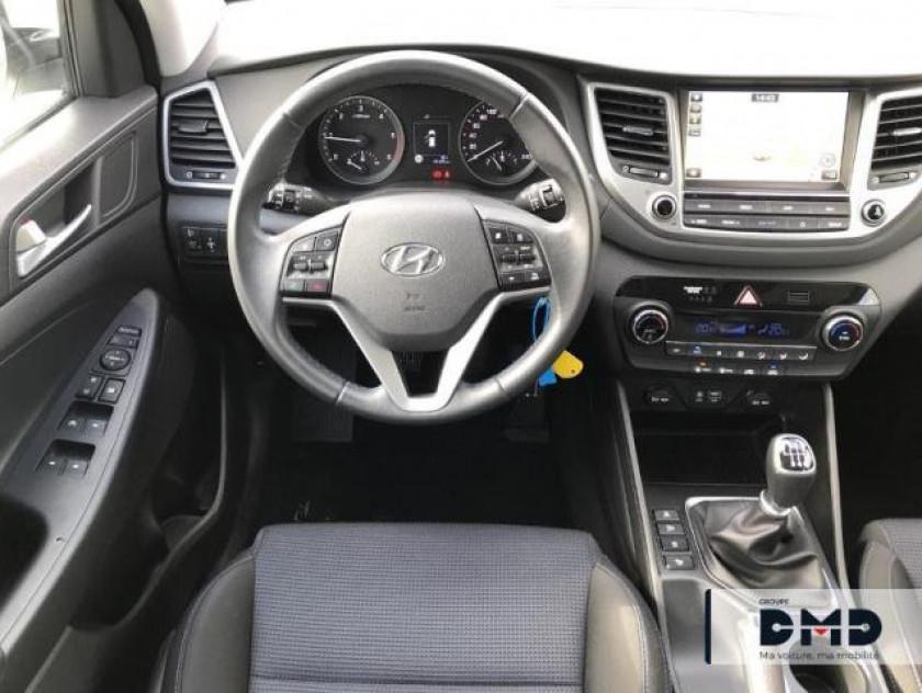 Hyundai Tucson 1.7 Crdi 115ch Business 2017 2wd - Visuel #4