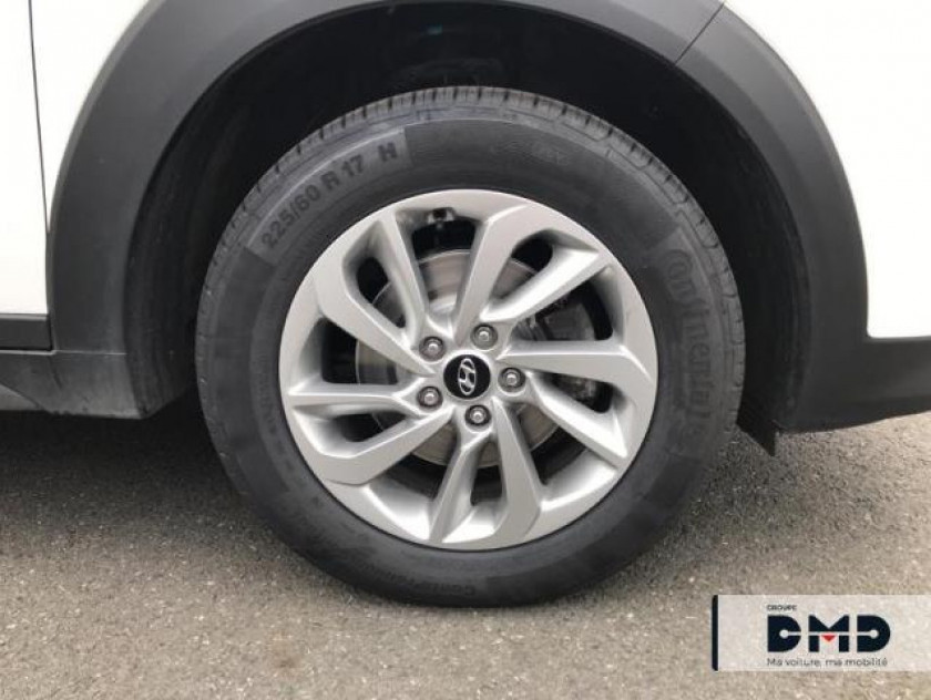 Hyundai Tucson 1.7 Crdi 115ch Business 2017 2wd - Visuel #13