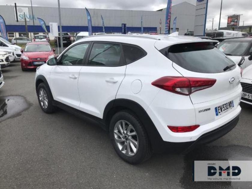 Hyundai Tucson 1.7 Crdi 115ch Business 2017 2wd - Visuel #3