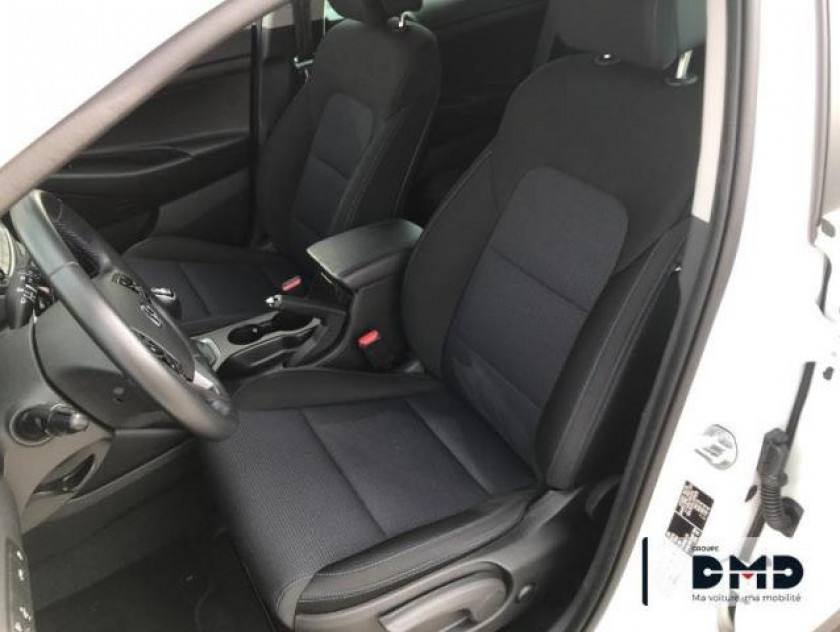 Hyundai Tucson 1.7 Crdi 115ch Business 2017 2wd - Visuel #7