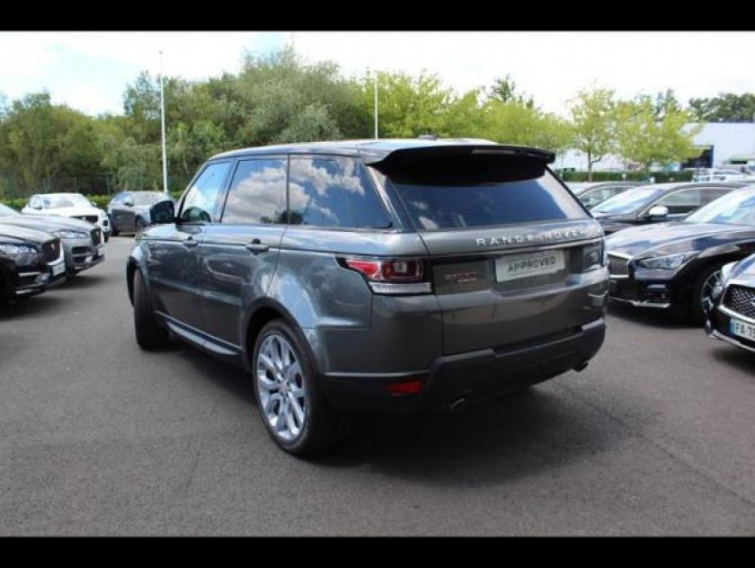 Land-rover Range Rover Sport Sdv6 3.0 306ch Hse Dynamic - Visuel #2