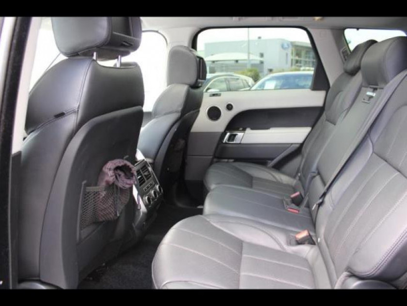 Land-rover Range Rover Sport Sdv6 3.0 306ch Hse Dynamic - Visuel #5