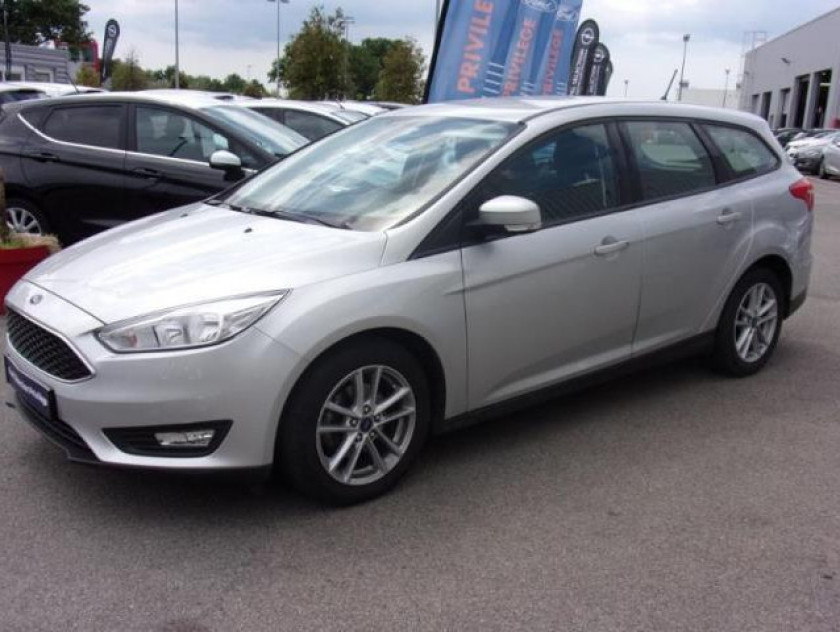 Ford Focus Sw 1.0 Ecoboost 125ch Stop&start Executive - Visuel #1