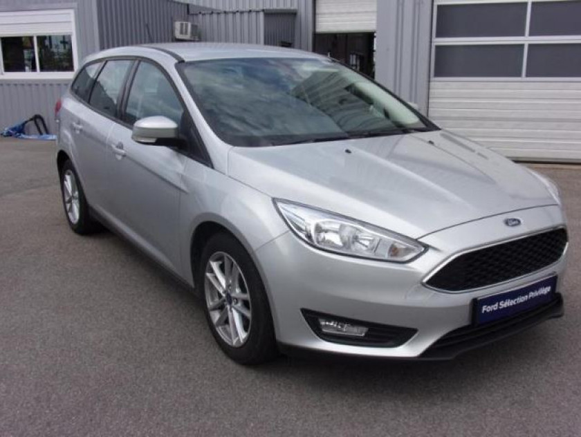 Ford Focus Sw 1.0 Ecoboost 125ch Stop&start Executive - Visuel #3