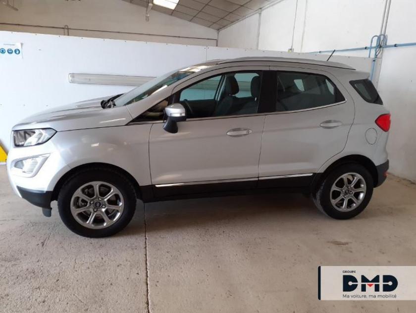 Ford Ecosport 1.0 Ecoboost 100ch Titanium Euro6.2 - Visuel #2