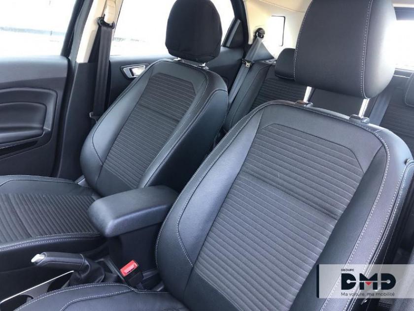 Ford Ecosport 1.0 Ecoboost 100ch Titanium Euro6.2 - Visuel #6