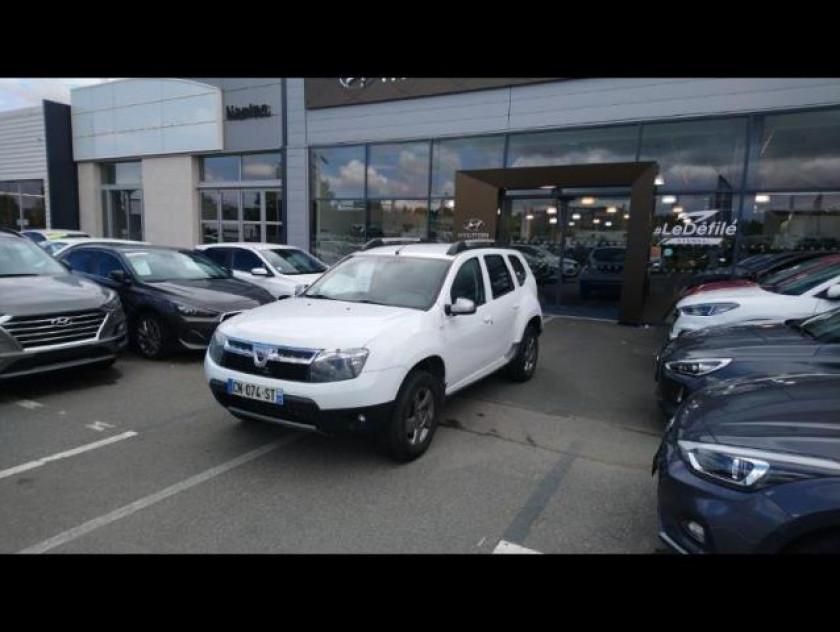 Dacia Duster 1.5 Dci 110ch Fap Lauréate 4x2 - Visuel #2