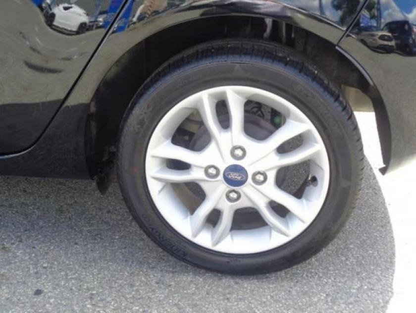Ford Fiesta 1.25 82ch Edition 5p - Visuel #21