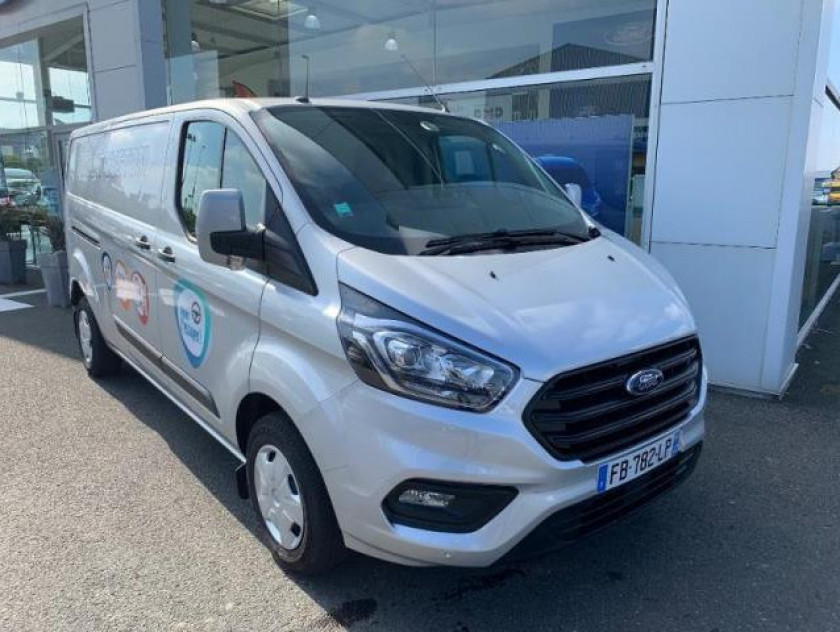 Ford Transit Custom Fg 300 L2h1 2.0 Tdci 130 Trend Business - Visuel #1
