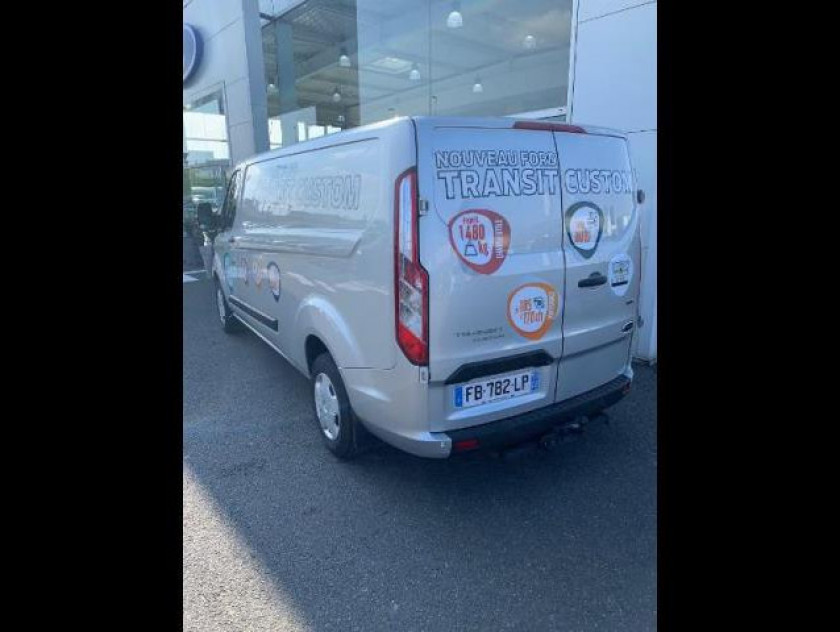 Ford Transit Custom Fg 300 L2h1 2.0 Tdci 130 Trend Business - Visuel #2